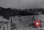 Image of US troops in snow World War 1 France, 1918, second 3 stock footage video 65675040053
