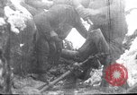 Image of US troops in snow World War 1 France, 1918, second 4 stock footage video 65675040053