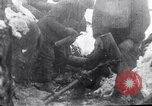 Image of US troops in snow World War 1 France, 1918, second 5 stock footage video 65675040053