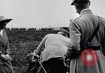 Image of French Marshal Phillipe Petain Western Front European Theater, 1915, second 10 stock footage video 65675040066