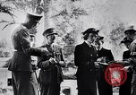 Image of Franklin Roosevelt Tehran Iran, 1943, second 7 stock footage video 65675040075