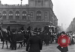 Image of funeral procession of Cardinal Mercier Belgium, 1926, second 2 stock footage video 65675040076