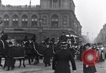 Image of funeral procession of Cardinal Mercier Belgium, 1926, second 3 stock footage video 65675040076