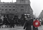 Image of funeral procession of Cardinal Mercier Belgium, 1926, second 5 stock footage video 65675040076