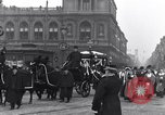 Image of funeral procession of Cardinal Mercier Belgium, 1926, second 7 stock footage video 65675040076