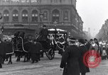 Image of funeral procession of Cardinal Mercier Belgium, 1926, second 8 stock footage video 65675040076