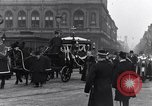 Image of funeral procession of Cardinal Mercier Belgium, 1926, second 9 stock footage video 65675040076