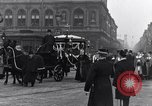 Image of funeral procession of Cardinal Mercier Belgium, 1926, second 10 stock footage video 65675040076