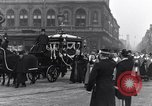 Image of funeral procession of Cardinal Mercier Belgium, 1926, second 11 stock footage video 65675040076