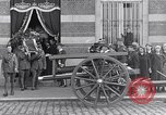 Image of Funeral of Nurse Edith Cavell Norfolk England, 1919, second 10 stock footage video 65675040081