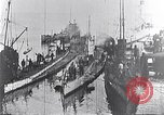 Image of New German submarines being put in service Germany, 1915, second 3 stock footage video 65675040089