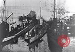 Image of New German submarines being put in service Germany, 1915, second 4 stock footage video 65675040089