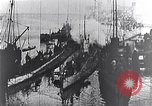 Image of New German submarines being put in service Germany, 1915, second 5 stock footage video 65675040089
