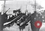 Image of New German submarines being put in service Germany, 1915, second 6 stock footage video 65675040089