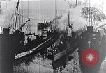 Image of New German submarines being put in service Germany, 1915, second 8 stock footage video 65675040089