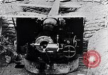 Image of French 155mm long gun Western Front, 1916, second 2 stock footage video 65675040092