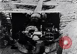 Image of French 155mm long gun Western Front, 1916, second 3 stock footage video 65675040092