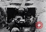 Image of French 155mm long gun Western Front, 1916, second 4 stock footage video 65675040092