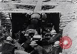 Image of French 155mm long gun Western Front, 1916, second 5 stock footage video 65675040092
