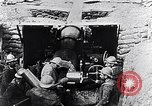 Image of French 155mm long gun Western Front, 1916, second 7 stock footage video 65675040092