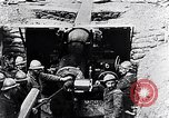 Image of French 155mm long gun Western Front, 1916, second 11 stock footage video 65675040092
