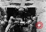 Image of French 155mm long gun Western Front, 1916, second 12 stock footage video 65675040092