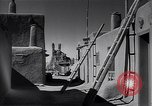 Image of Live and work in Native American Adobe village New Mexico USA, 1948, second 3 stock footage video 65675040095