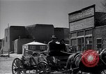 Image of An old Spanish settlement Abiquiu New Mexico USA, 1948, second 6 stock footage video 65675040096