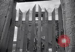 Image of adobe St. Thomas Church Abiquiu New Mexico USA, 1948, second 10 stock footage video 65675040097