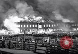 Image of buildings blaze Chicago Illinois USA, 1934, second 7 stock footage video 65675040109