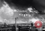 Image of buildings blaze Chicago Illinois USA, 1959, second 11 stock footage video 65675040109
