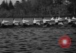 Image of Wellesley College girls crew team United States USA, 1934, second 1 stock footage video 65675040112