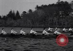Image of Wellesley College girls crew team United States USA, 1934, second 2 stock footage video 65675040112