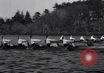 Image of Wellesley College girls crew team United States USA, 1934, second 3 stock footage video 65675040112