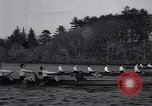 Image of Wellesley College girls crew team United States USA, 1934, second 5 stock footage video 65675040112