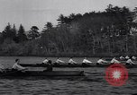 Image of Wellesley College girls crew team United States USA, 1934, second 6 stock footage video 65675040112