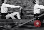 Image of Wellesley College girls crew team United States USA, 1934, second 9 stock footage video 65675040112