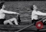 Image of Wellesley College girls crew team United States USA, 1934, second 11 stock footage video 65675040112
