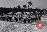 Image of waiters tray race Nassau Bahamas, 1934, second 2 stock footage video 65675040113