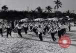 Image of waiters Nassau Bahamas, 1959, second 3 stock footage video 65675040113