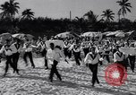 Image of waiters tray race Nassau Bahamas, 1934, second 4 stock footage video 65675040113