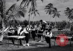 Image of waiters tray race Nassau Bahamas, 1934, second 7 stock footage video 65675040113