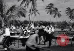 Image of waiters Nassau Bahamas, 1959, second 8 stock footage video 65675040113