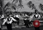 Image of waiters tray race Nassau Bahamas, 1934, second 9 stock footage video 65675040113