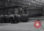 Image of British shipyard workers on strike United Kingdom, 1951, second 12 stock footage video 65675040116