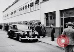 Image of Prince Philip, Duke of Edinburgh, visiting the Decca Records productio United Kingdom, 1957, second 4 stock footage video 65675040118