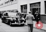 Image of Prince Philip, Duke of Edinburgh, visiting the Decca Records productio United Kingdom, 1957, second 6 stock footage video 65675040118