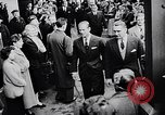 Image of Prince Philip, Duke of Edinburgh, visiting the Decca Records productio United Kingdom, 1957, second 8 stock footage video 65675040118