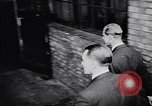 Image of Prince Philip, Duke of Edinburgh, visiting the Decca Records productio United Kingdom, 1957, second 11 stock footage video 65675040118