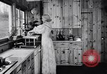 Image of housewife Darien United States USA, 1951, second 8 stock footage video 65675040120